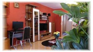 Wohnbereich Appartement Gästehaus Taraba Metzingen