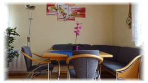 Gästehaus-Taraba-Metzingen4-Sterne-Ferienwohnung-Essecke